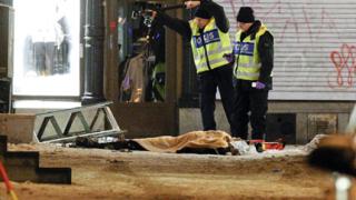 Атентати в Швеция заради Афганистан