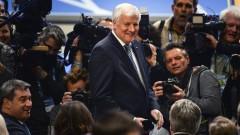 Хорст Зеехофер е преизбран за лидер на германския Християнсоциален съюз
