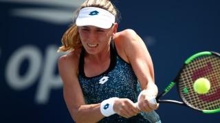 Екатерина Александрова изхвърли Йелена Остапенко от турнира в Сеул