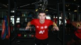 """Нойберт """"взе здравето"""" на """"Футболист на годината"""" във фитнеса (ВИДЕО)"""