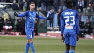 Натирен от Левски пред трансфер в Лига 2