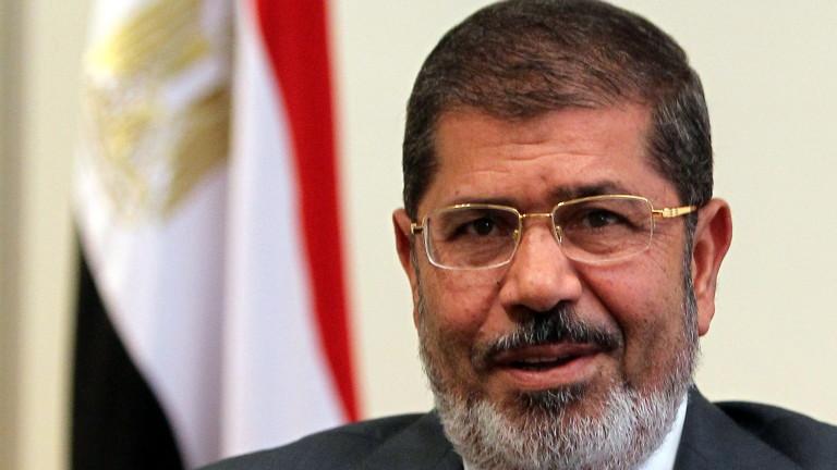 Сърдечен удар е убил Мохамед Морси