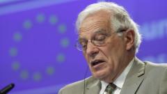 """Топ дипломатът на ЕС атакува """"съперника"""" Китай"""