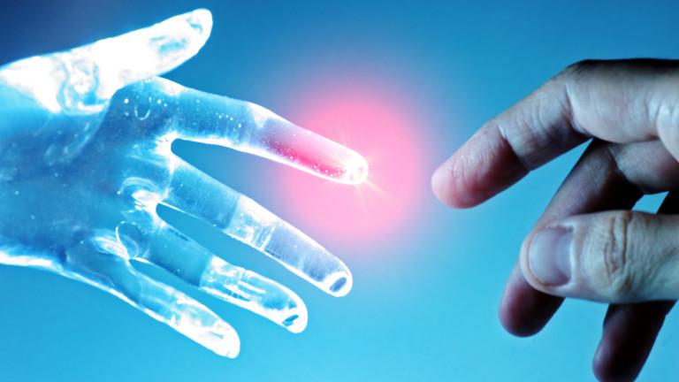 Заводите, в които роботите проверяват дали работата в свършена правилно