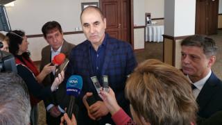 Цветанов: Румен Радев последователно защитава интересите на една фирма