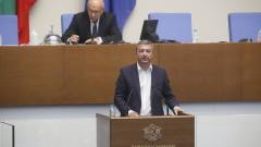 Драгомир Стойнев иска Планът за възстановяване и устойчивост да мине през парламента