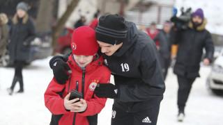Феновете на ЦСКА към Десподов: На добър час, Киро! Оставаш завинаги един от нас!