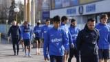 Еркебулан Сейдахмет от Левски получи повиквателна за националния отбор на Казахстан