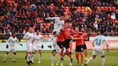 Първенството на Русия по футбол е спряно до 10 април
