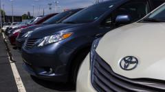 Toyota и Honda изпращат в сервиз над 6 милиона коли по целия свят