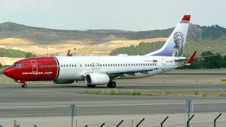 Norwegian Air постави рекорд за най-бърз междуконтинентален пътнически полет