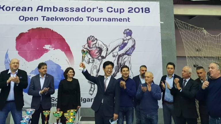 Днес стартира 6-тото издание на турнира за Купата на корейския