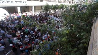 """Гръцките лекари протестират срещу """"задушаващите"""" условия в болниците"""