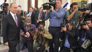 Русия приема на второ четене медийния закон за чуждестранните агенти