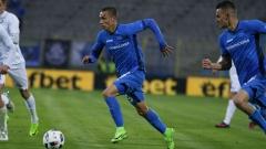 Младок повежда атаката на Левски срещу Ботев