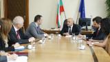България помага на Македония за приемането й в ЕС
