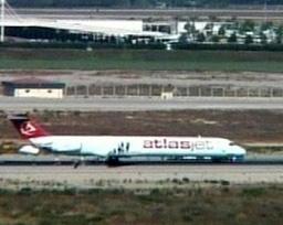 Терористи опитаха да отвлекат самолет