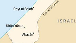 Евакуират 13-те българи от Газа на 5 юли
