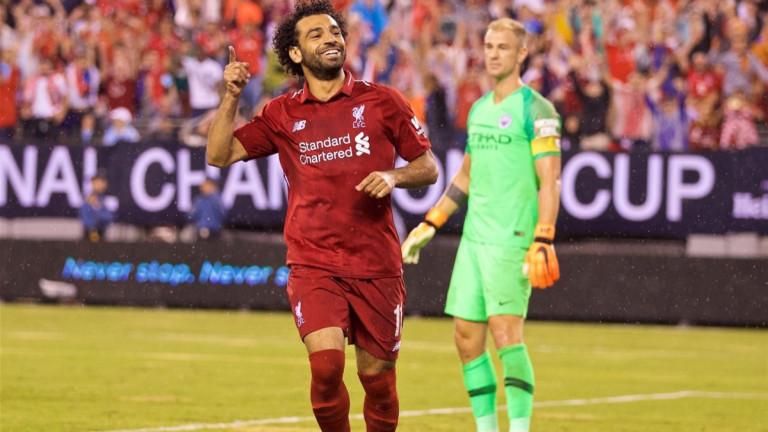 Салах: През този сезон можем да спечелим всичко