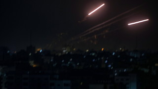 Над 100 ракети са изстреляни срещу Ашдод и Ашкелон