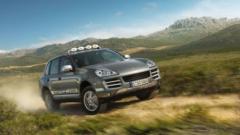 Porsche представя Cayenne S Transsyberia