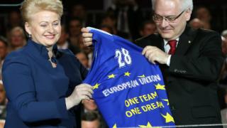 Хърватия става 28-ата членка на ЕС