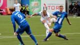 Футболистите на Копенхаген вече са в България