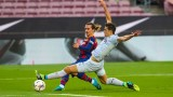 Барселона - Валенсия 2:2, Гомес изравнява