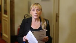 Прокуратурата иска от ЕП имунитета на Елена Йончева като евродепутат