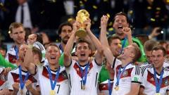 Германия с най-много медали от Световни първенства по футбол
