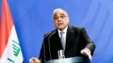 Парламентът в Ирак заседава по оставката на премиера, протестите не стихват