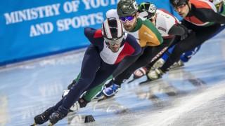 Калоян Ангелов  и Димитър Георгиев отпаднаха в сериите на 500 метра на започналото Световно по шорттрек