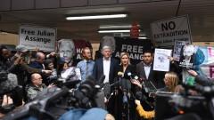 Адвокатът на Асандж в съда: Той се опасяваше от похищение от САЩ