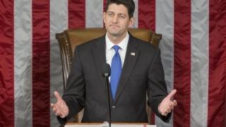 Пол Райън е преизбран за председател на US Конгреса