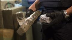 В Атина разбили наш нарко канал