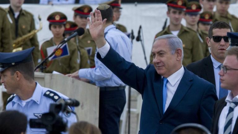 Израел бил единствената страна, защитаваща правата на човека, убеждава Нетаняху