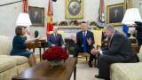 Тръмп насърчавал Пелоси да свали Буш, а сега я обижда