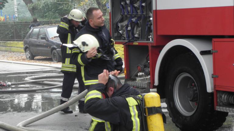 Жена изгоря в дома си във Варна