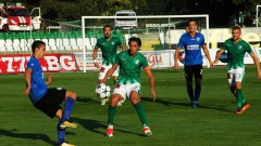 Бeрое - Черно море 0:1, Виктор Генев откри за гостите