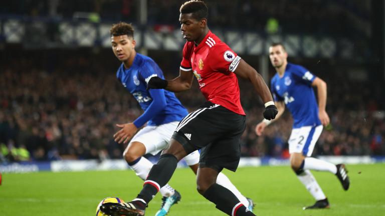 Звездата на Манчестър Юнайтед Пол Погба ще изиска от ръководството