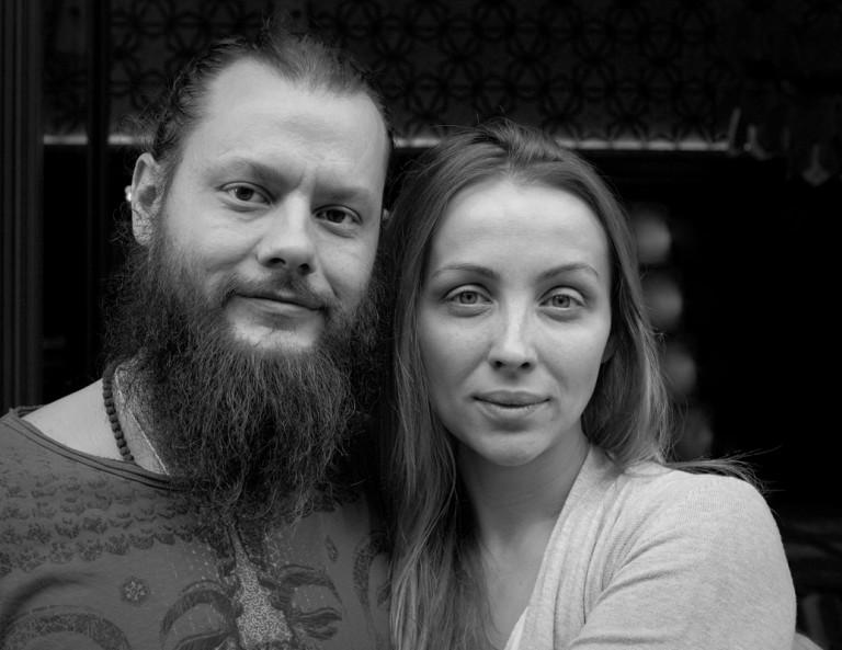 Ваня Михайлова и Димитър Карагьозов