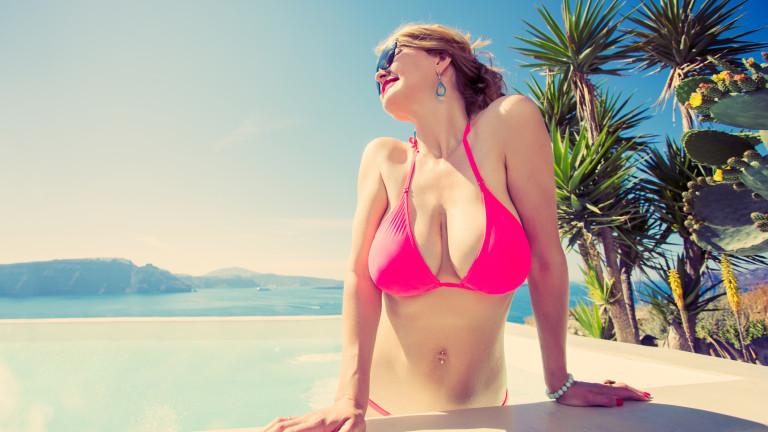 Защо само хората имат винаги големи гърди
