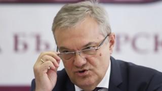 Да сложат белезници и на Борисов, заяде се Румен Петков