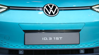 Volkswagen показа ново лого и първия си електрически модел
