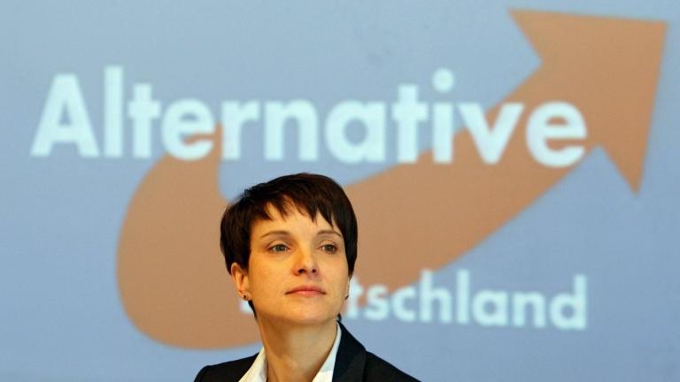 """Антиимигрантската """"Алтернатива за Германия"""" все по-популярна сред германците"""