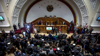 Във Венецуела задържаха председателя на парламента