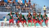 Националите по плажен футбол с историческо 15-о място в Европа