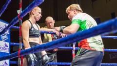 Иванка Иванова има невероятната възможност да спечели европейска титла в дамския бокс