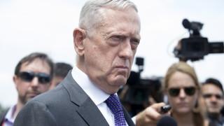 Шефът на Пентагона подкрепи плана на Тръмп за Космически сили