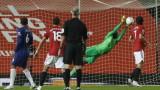 Перфектен вратар спаси Челси в сблъсъка срещу Юнайтед